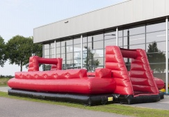 Inflatable Human Foosball Mat Suppliers