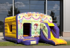 wholesale Maxi Multi-fun Circus Bouncer suppliers