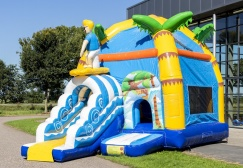 wholesale Beach Maxifun Inflatable Bounce House suppliers