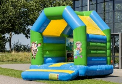 wholesale Medium moonwalk ranch Bounce House suppliers