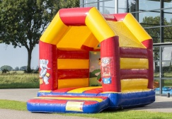 wholesale Medium circus China Inflatable Castles suppliers