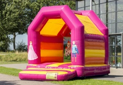 wholesale Medium princess themed bounce house suppliers