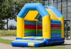 wholesale Medium standard Inflatable Castle For Fun suppliers