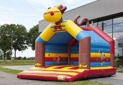 wholesale large monkey inflatable Moonwalk suppliers