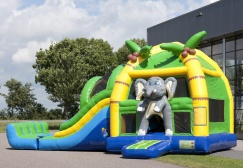 wholesale Elephant Super Combo Bouncer suppliers