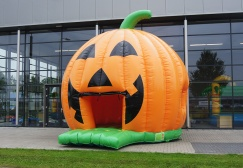 wholesale Big Hallowmas Pumpkin Bouncy Castle suppliers