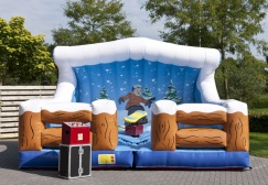 wholesale Inflatable Rodeo Snowboarding Simulator suppliers