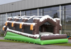 wholesale Winter Double Roller water Slide suppliers