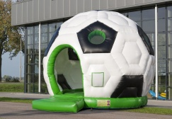 wholesale large inflatable soccer ball bounce house suppliers