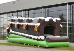 wholesale Inflatable Dry Cabin Roller Slide suppliers
