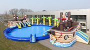 Wholesale Water Park Games